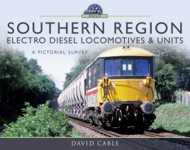 Southern Region Electro Diesel Locomotives & Units