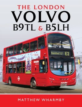 The London Volvo B9TL and B5LH