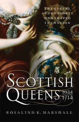 Scottish Queens, 1034–1714
