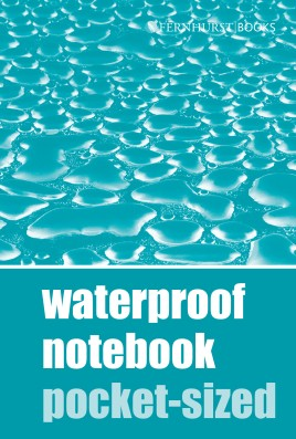 Waterproof Notebook - Pocket-sized