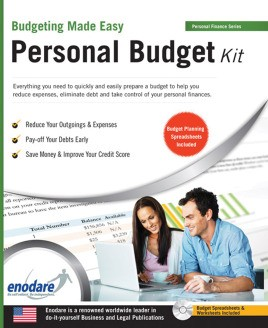 Personal Budget Kit