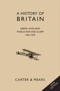 Liberal England, World War and Slump 1901-1939