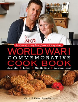 World War I Commemorative Cook Book