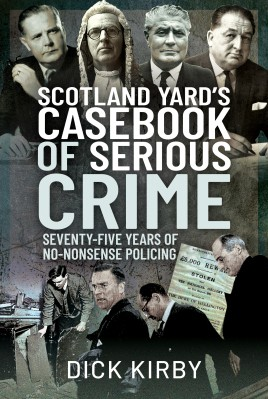 Scotland Yard's Casebook of Serious Crime