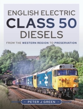 English Electric Class 50 Diesels
