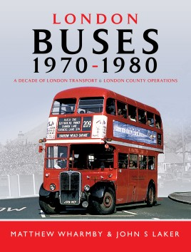 London Buses 1970–1980