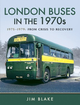 London Buses in the 1970s. Volume 2