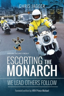 Escorting the Monarch