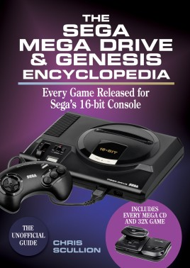 The Sega Mega Drive & Genesis Encyclopedia