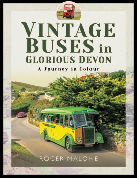 Vintage Buses in Glorious Devon