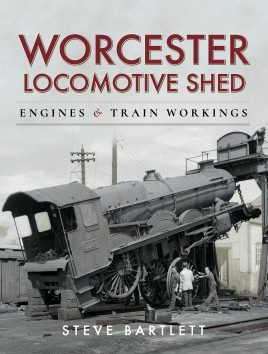 Worcester Locomotive Shed