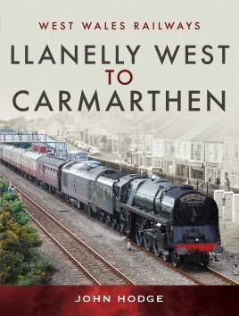 Llanelly West to Camarthen