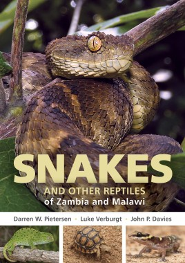 Field Guide to Snakes and other Reptiles of Zambia and Malawi