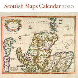 Scottish Maps Calendar 2020