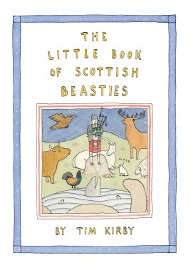 The Little Book of Scottish Beasties