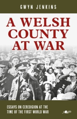 A Welsh County at War