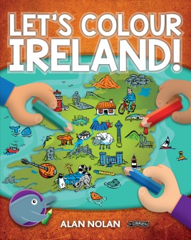 Let's Colour Ireland!
