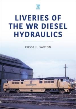 Liveries of the WR Diesel Hydraulics