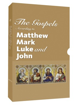 The Gospels According to Matthew, Mark, Luke and John (Boxed Set)