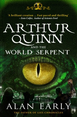 Arthur Quinn and the World Serpent