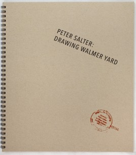 Peter Salter: Drawing Walmer Yard
