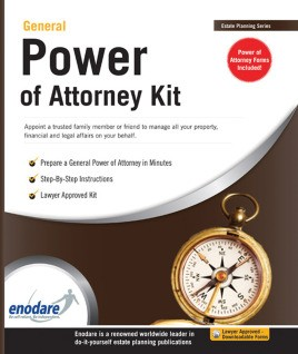 General Power of Attorney Kit
