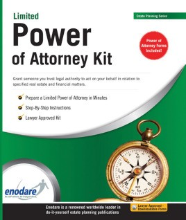 Limited Power of Attorney Kit