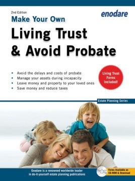 Make Your Own Living Trust & Avoid Probate