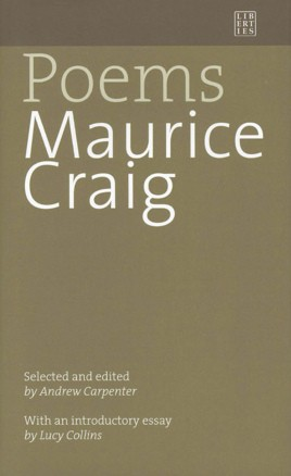 Poems: Maurice Craig
