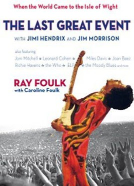 The Last Great Event with Jimi Hendrix and Jim Morrison