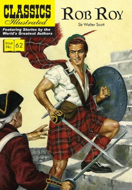 Rob Roy: Classics Illustrated