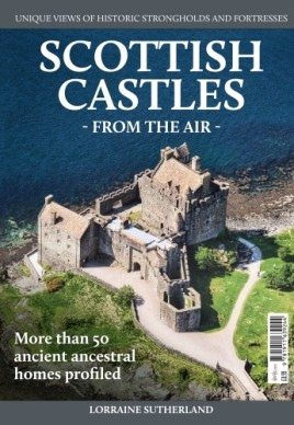 Scottish Castles from the Air