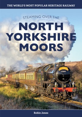 Steaming over the North Yorkshire Moors