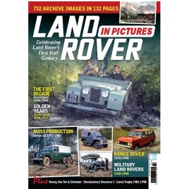 Land Rover in Pictures