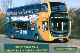 Cardiff Bus in the 21st Century