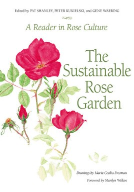 Sustainable Rose Garden