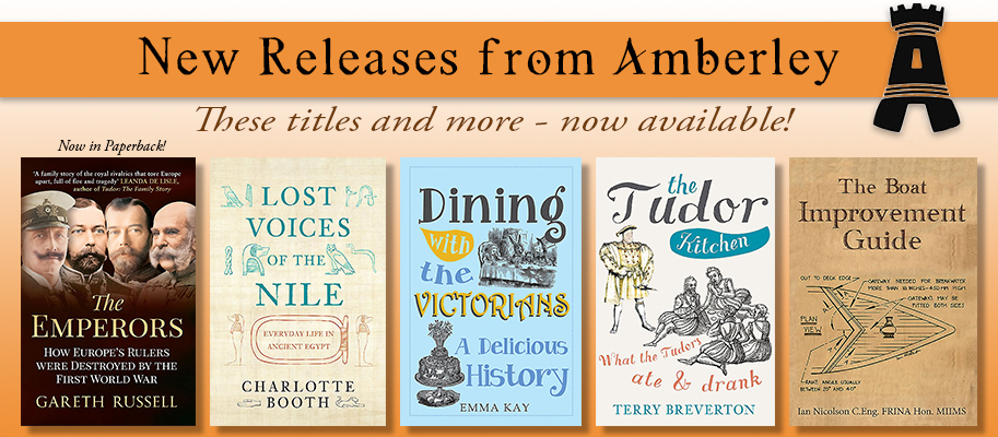 Amberley 12-4 New Releases
